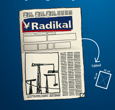 radikal tabloid