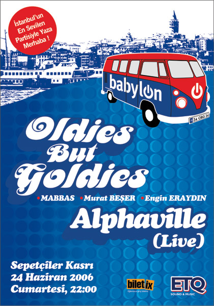 babylon alphaville oldies but goldies